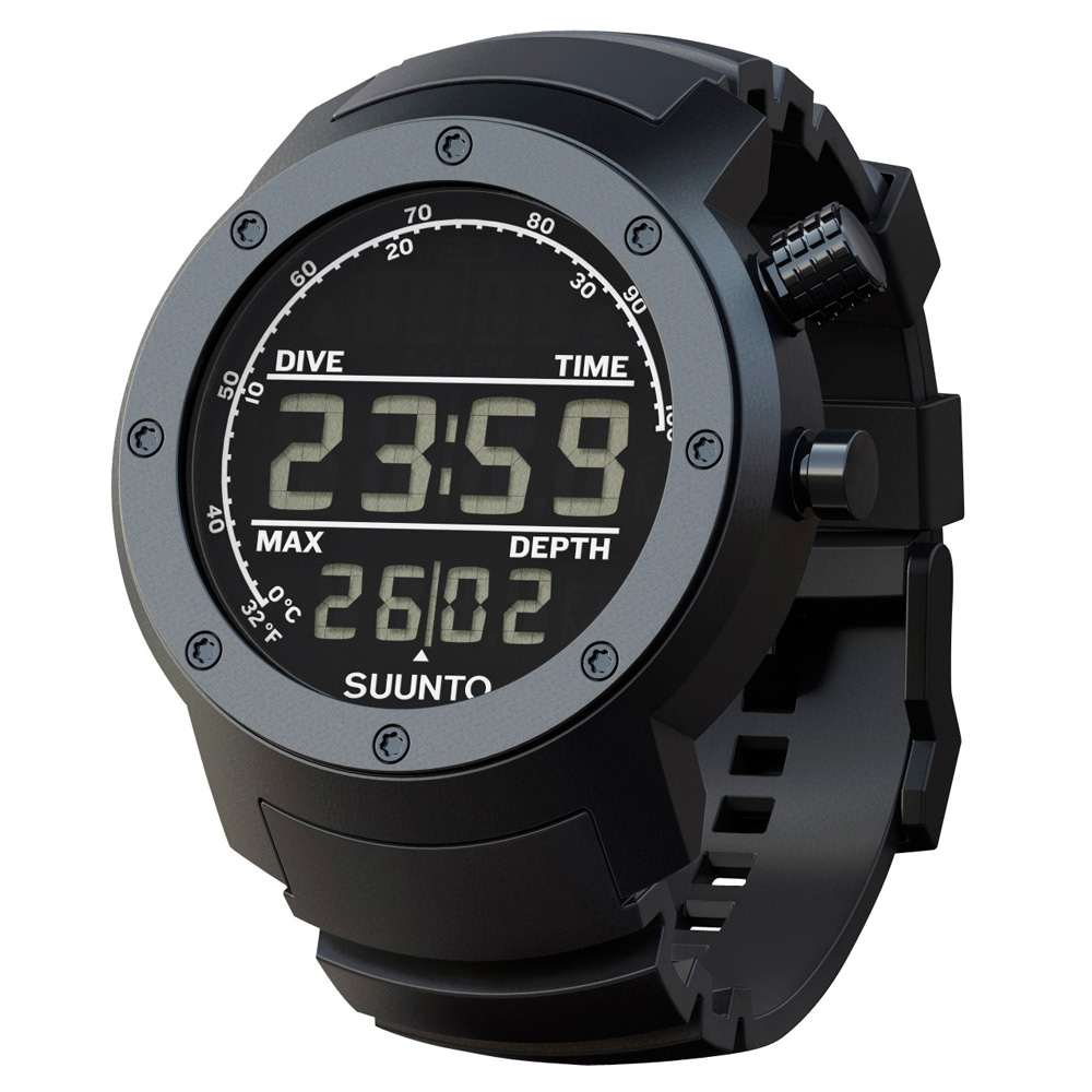 Sportovní hodinky Suunto Elementum Aqua n/black