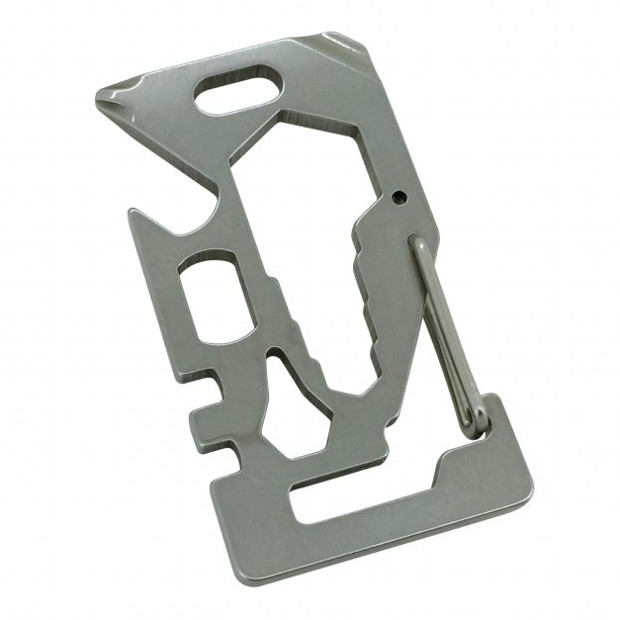 Munkees Stainless Card Tool