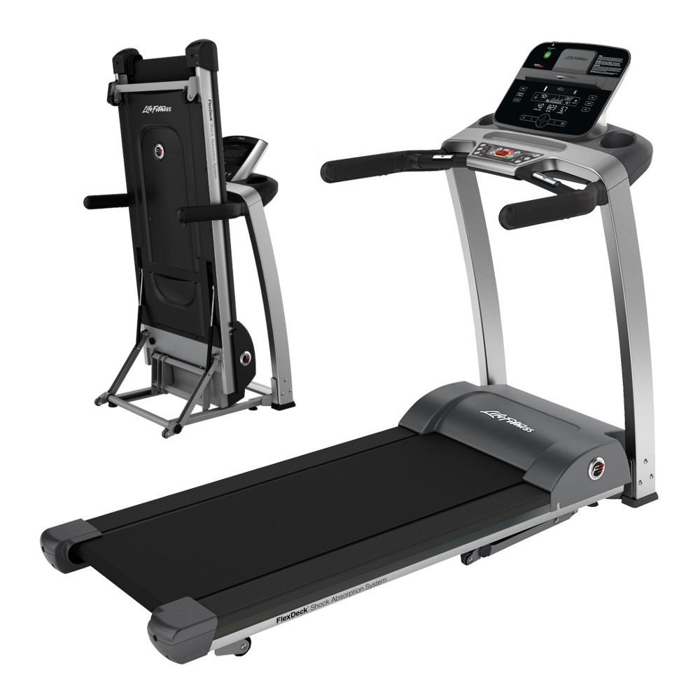 Běžecký pás Life Fitness F3 TRACK+ - Montáž zdarma + Servis u zákazníka