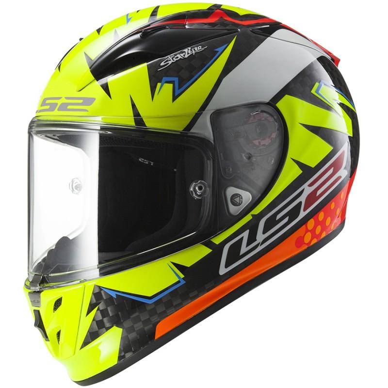 Moto přilba LS2 FF323 Arrow R Isaac Viñales Replika S (55-56)