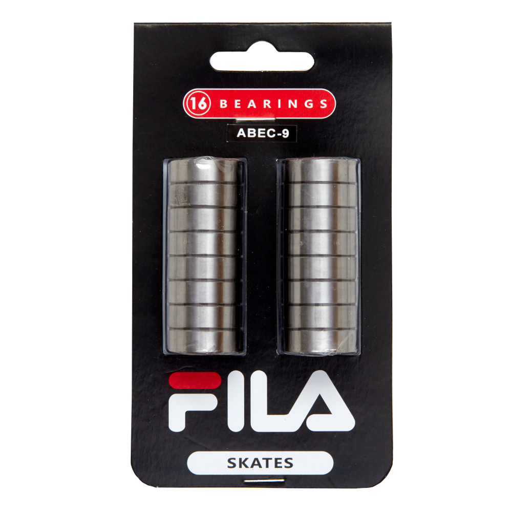 Fila ABEC 9 Bearing Set 16 Pack