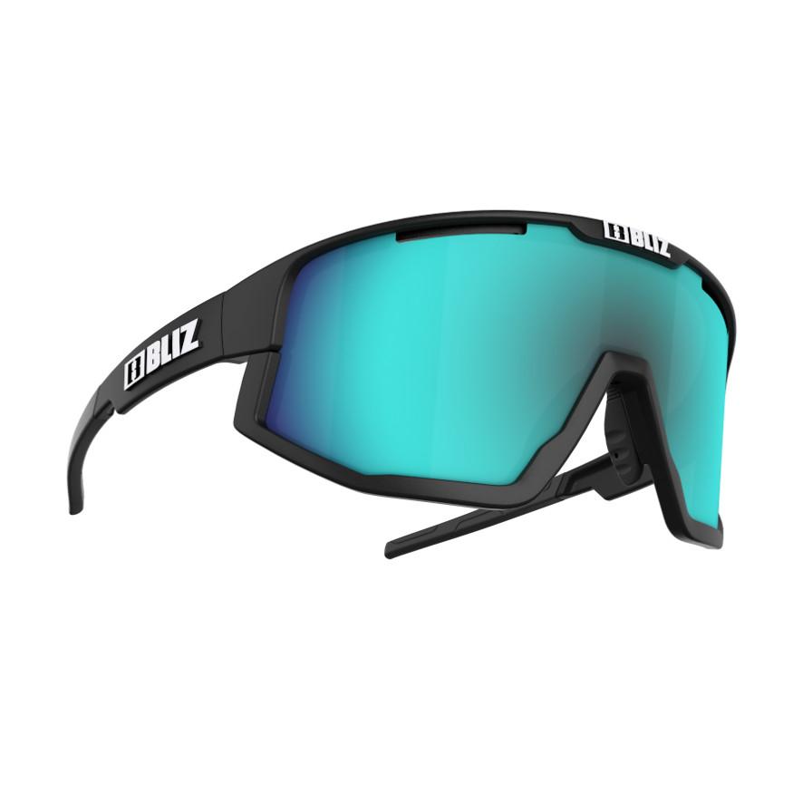 Sportovní sluneční brýle Bliz Fusion 2021 Matt Black