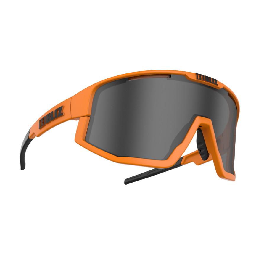 Sportovní sluneční brýle Bliz Fusion 2021 Matt Neon Orange