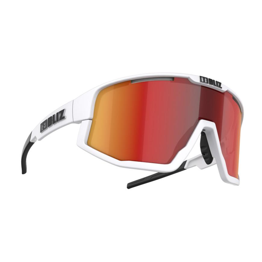 Sportovní sluneční brýle Bliz Fusion 2021 Matt White
