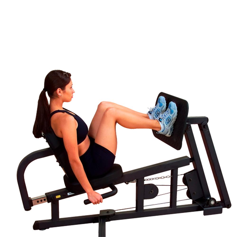 Přídavné zařízení - Leg Press Body-Solid GLP - Záruka 10 let + Servis u zákazníka
