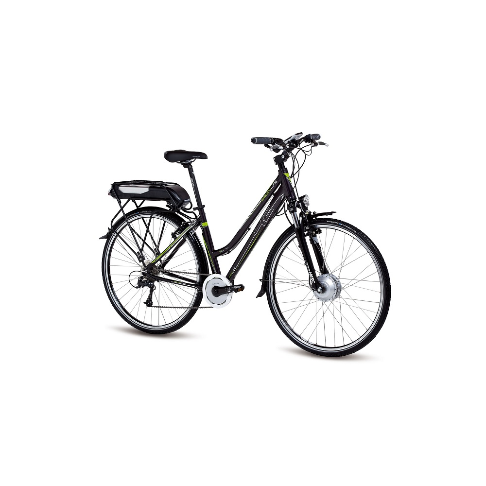 Dámské trekingové elektrokolo 4EVER Greenlife - model 2016 - Záruka 10 let + Servis u zákazníka