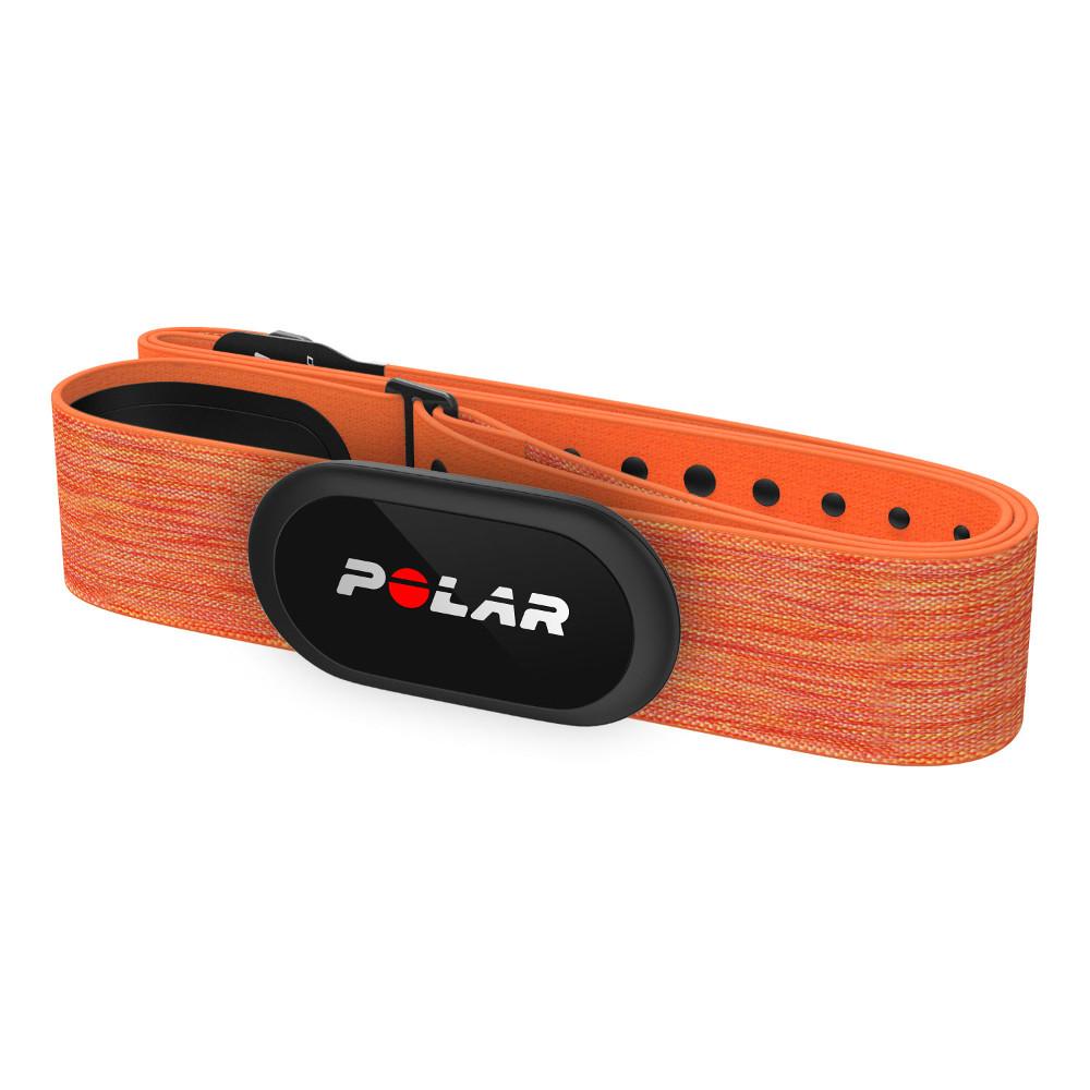 Hrudní pás Polar H10+ oranžová