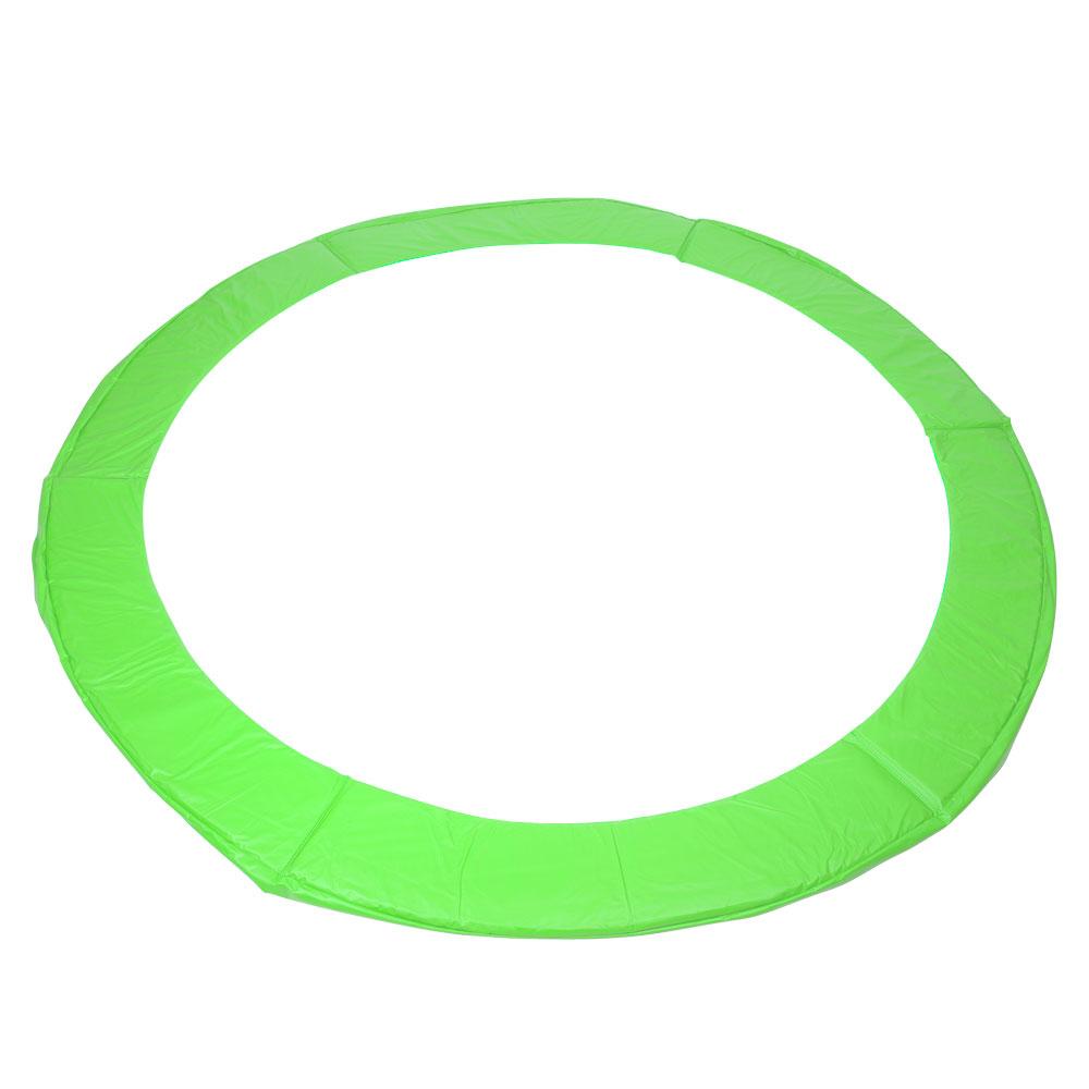 Kryt pružin na trampolínu 366 cm - zelená zelená