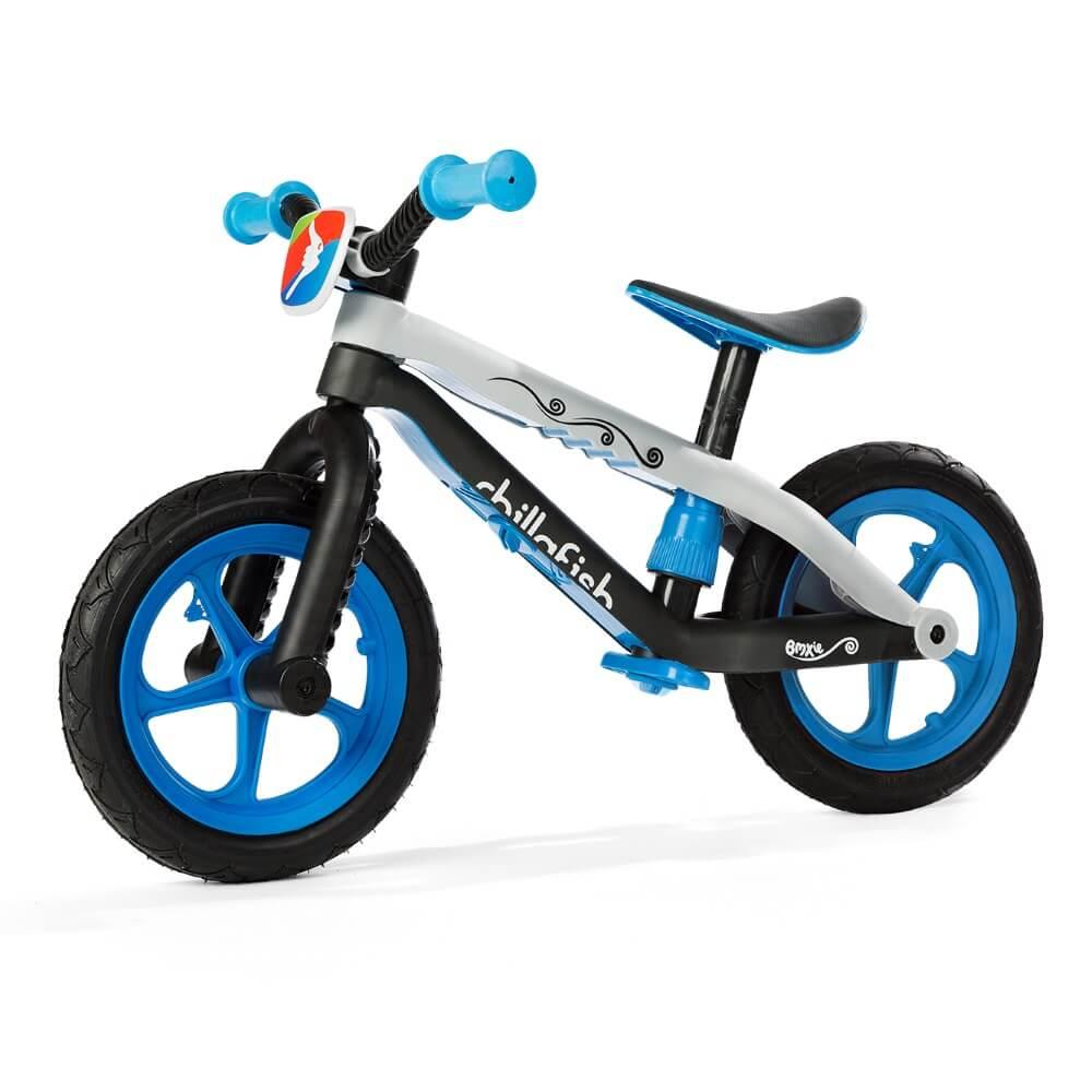 Dětské odrážedlo Chillafish BMXie-RS modrá