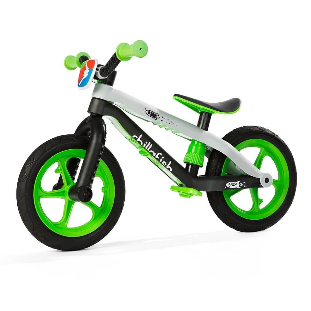 Dětské odrážedlo Chillafish BMXie-RS zelená