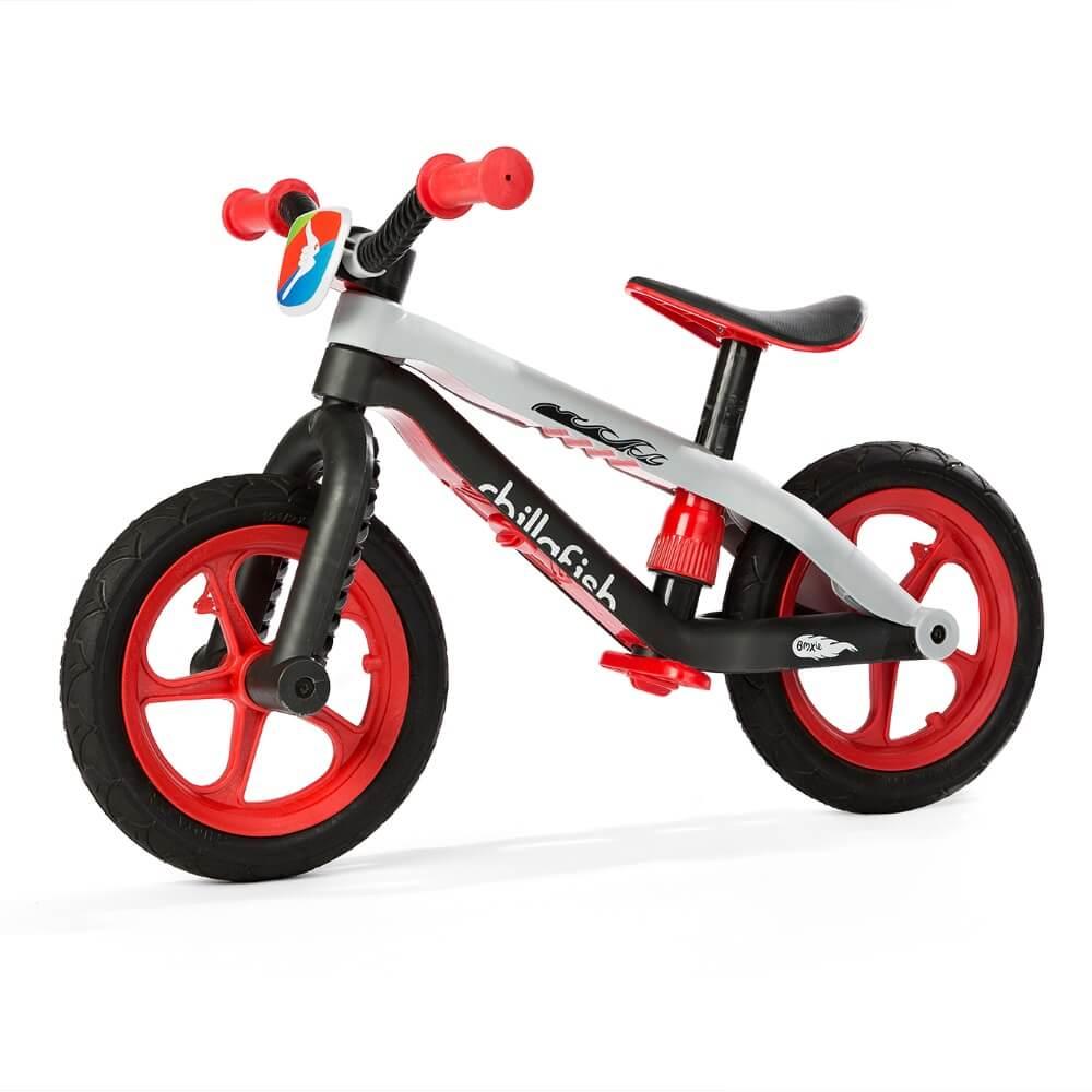 Dětské odrážedlo Chillafish BMXie-RS červená