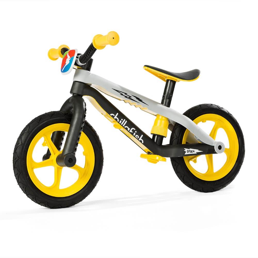 Dětské odrážedlo Chillafish BMXie-RS žlutá