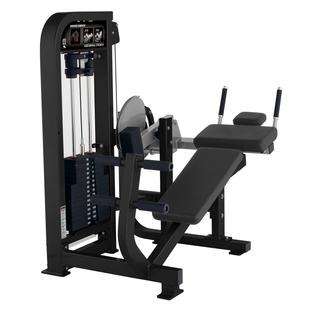 Life Fitness Hammer Strength Select Abdominal Crunch