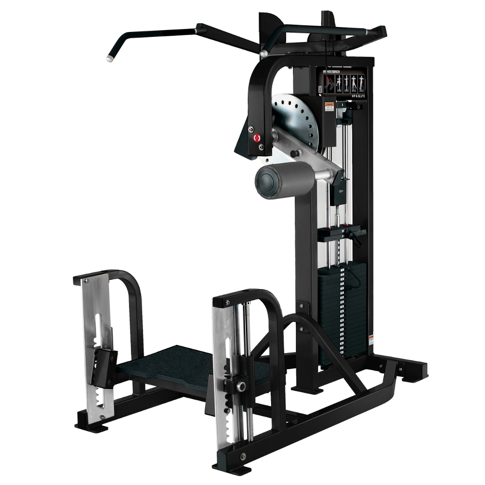 Life Fitness Hammer Strength Select Hip  Glute