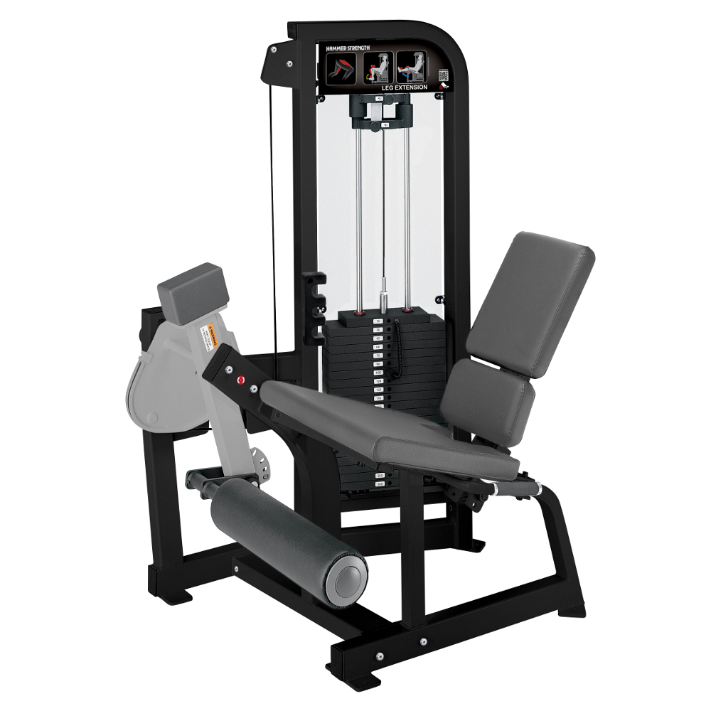 Life Fitness Hammer Strength Select Leg Extension