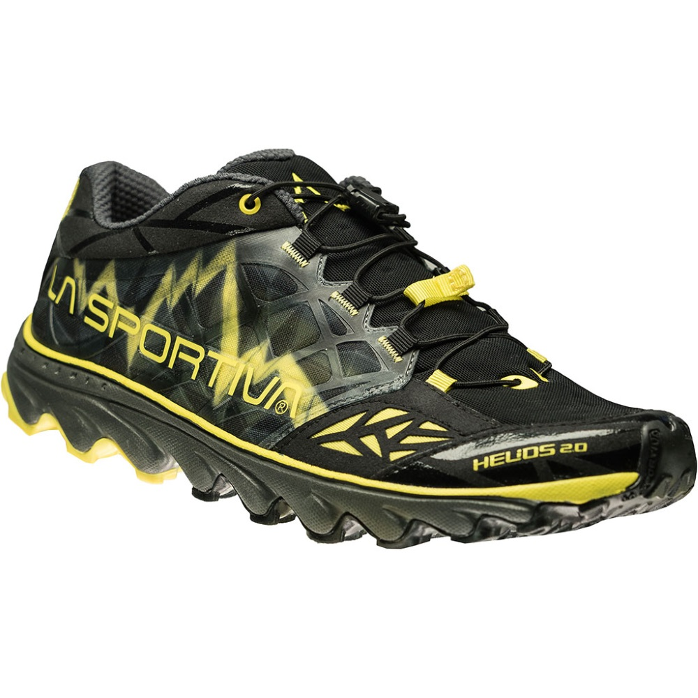 La Sportiva Helios 20 Men BlackButter  42