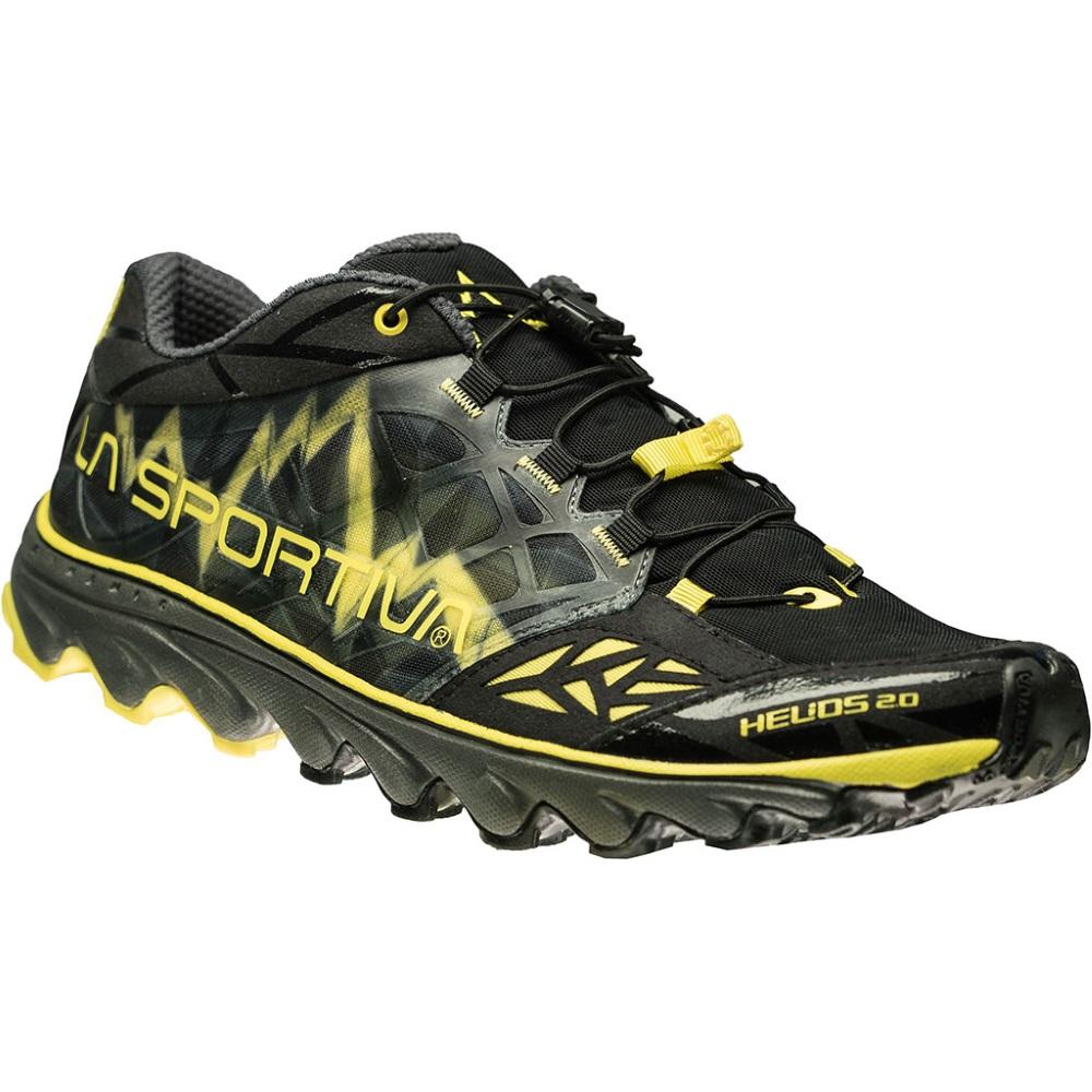 Pánské běžecké boty La Sportiva Helios 2.0 Men Black/Butter - 42
