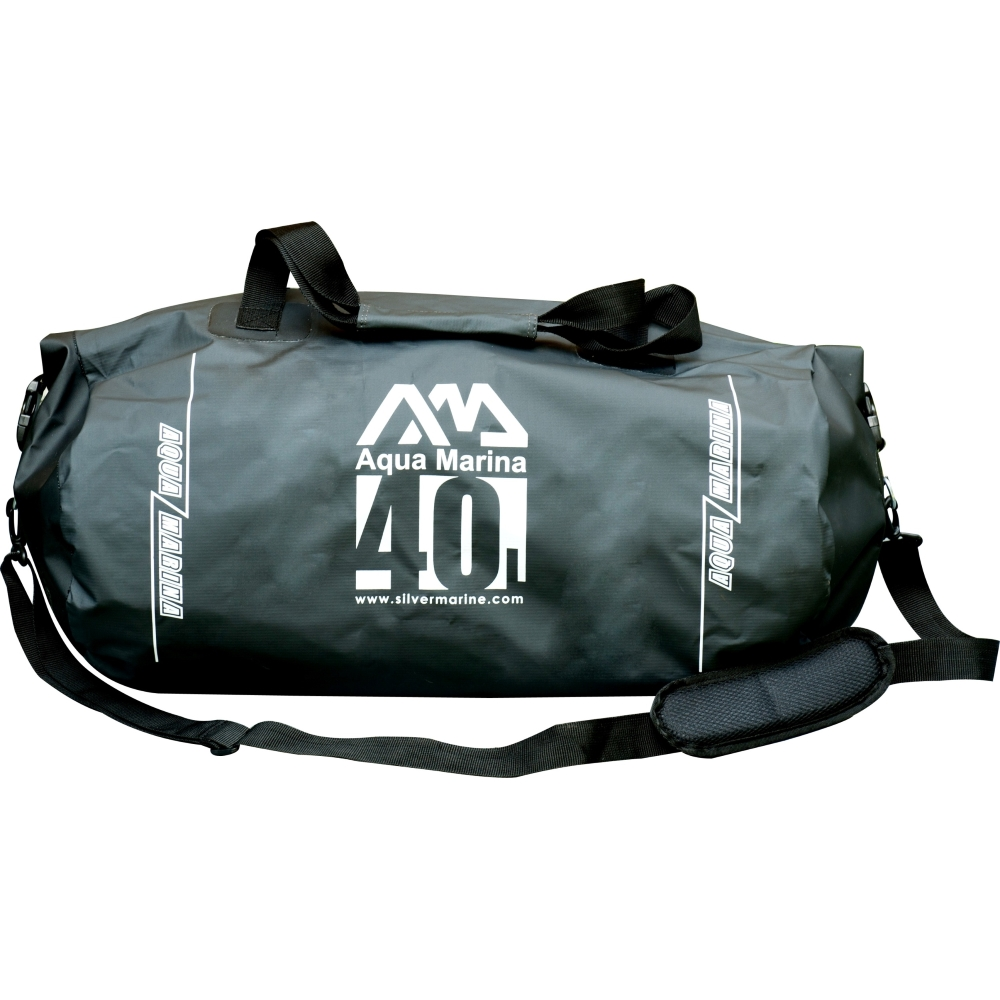Brašna Aqua Marina Duffle Style Dry Bag 40l černá