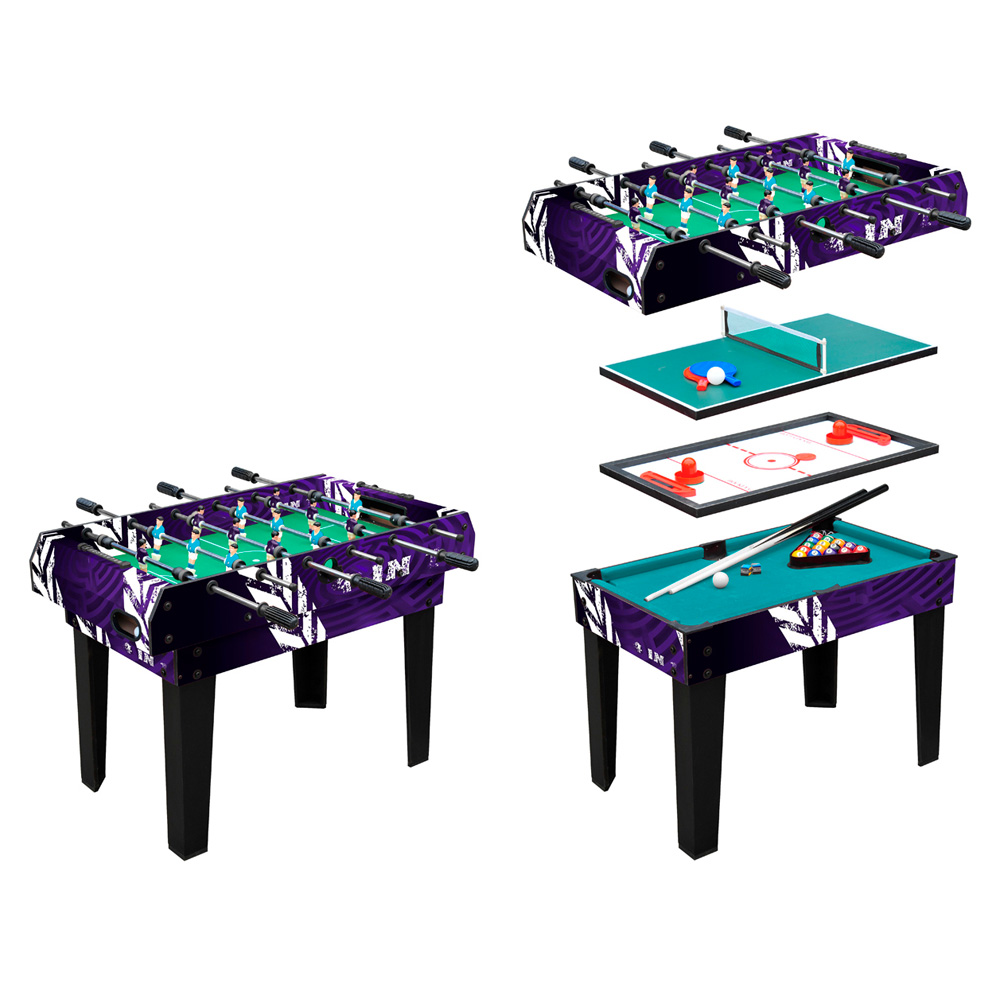 Hrací stůl WORKER 4v1