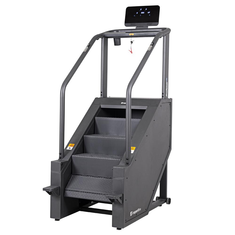 Fitness schody inSPORTline ProfiStair Lite - Záruka 10 let + Servis u zákazníka