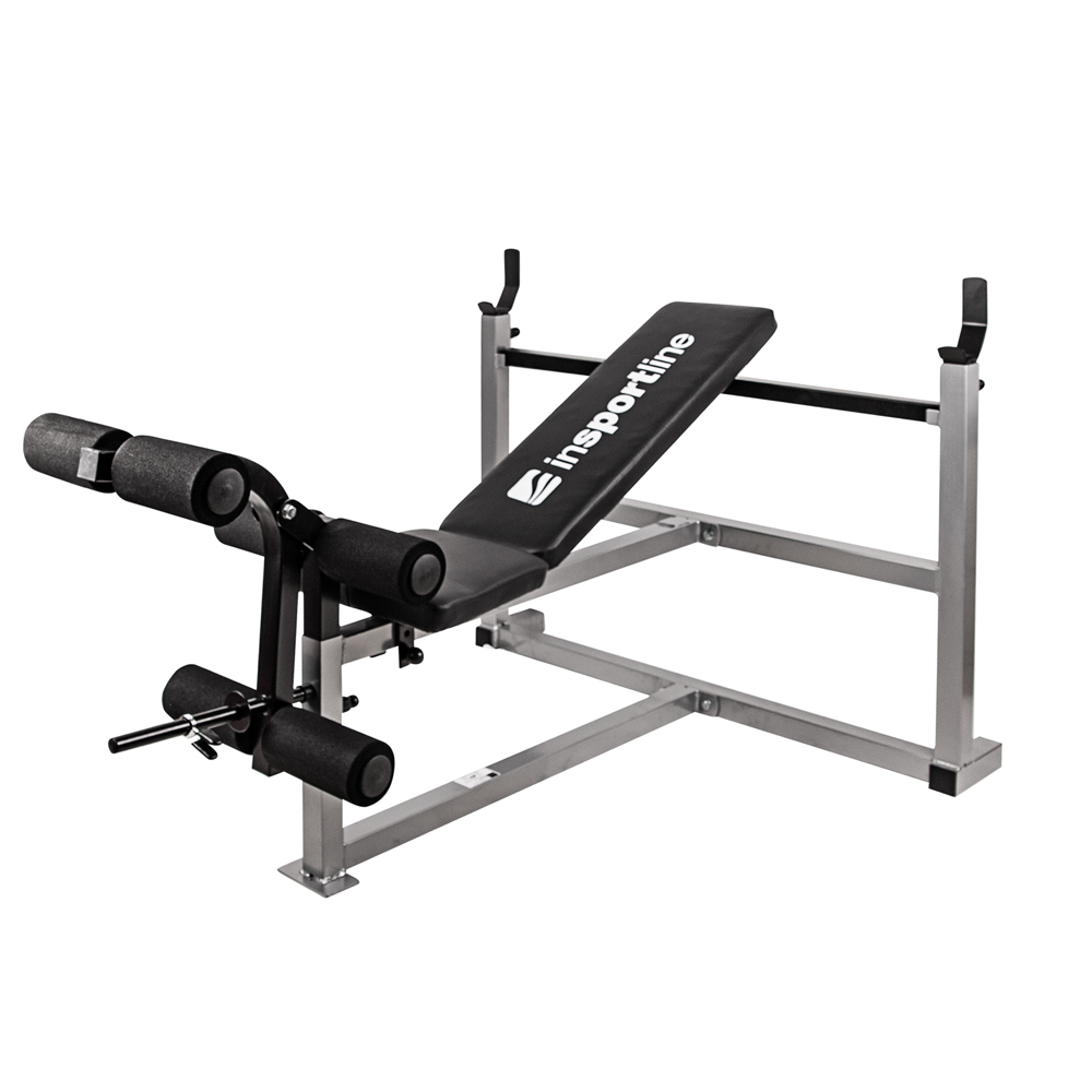 Bench press lavice inSPORTline Olympic - Záruka 10 let