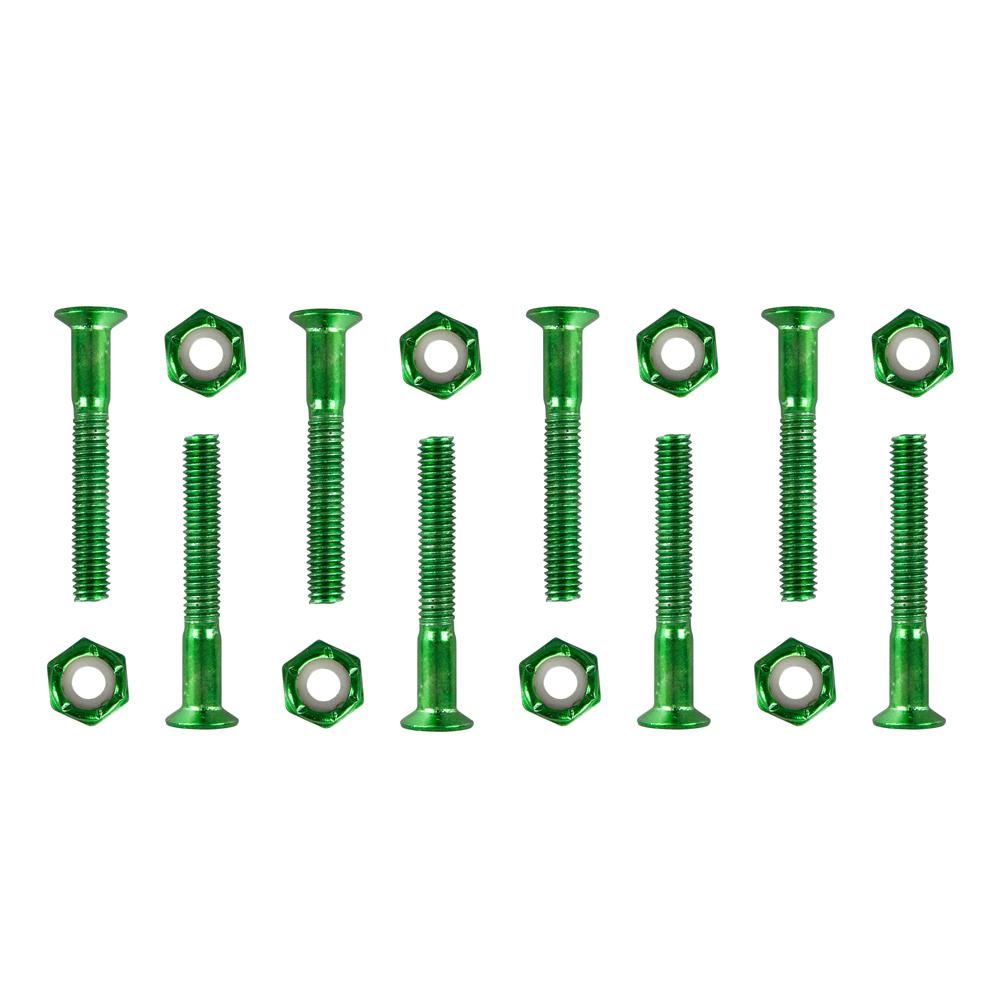 Podvozkové šrouby 5x35 mm zelená