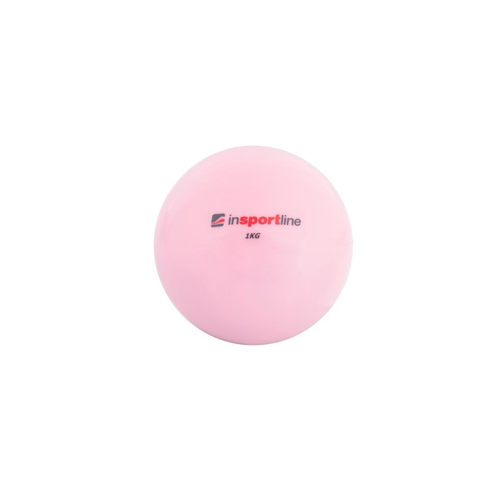 Jóga míč inSPORTline Yoga Ball 1 kg