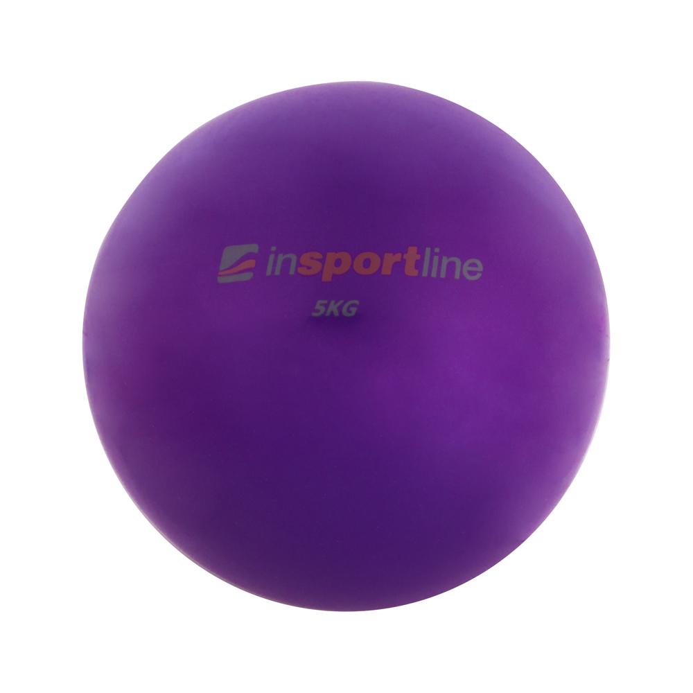Jóga míč inSPORTline Yoga Ball 5 kg