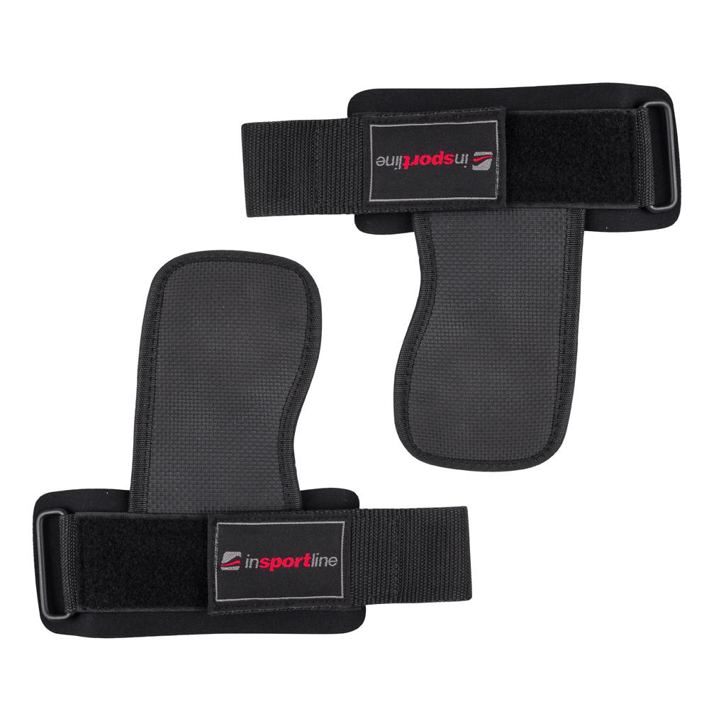 Fitness ochrana dlaně inSPORTline Efenino černá