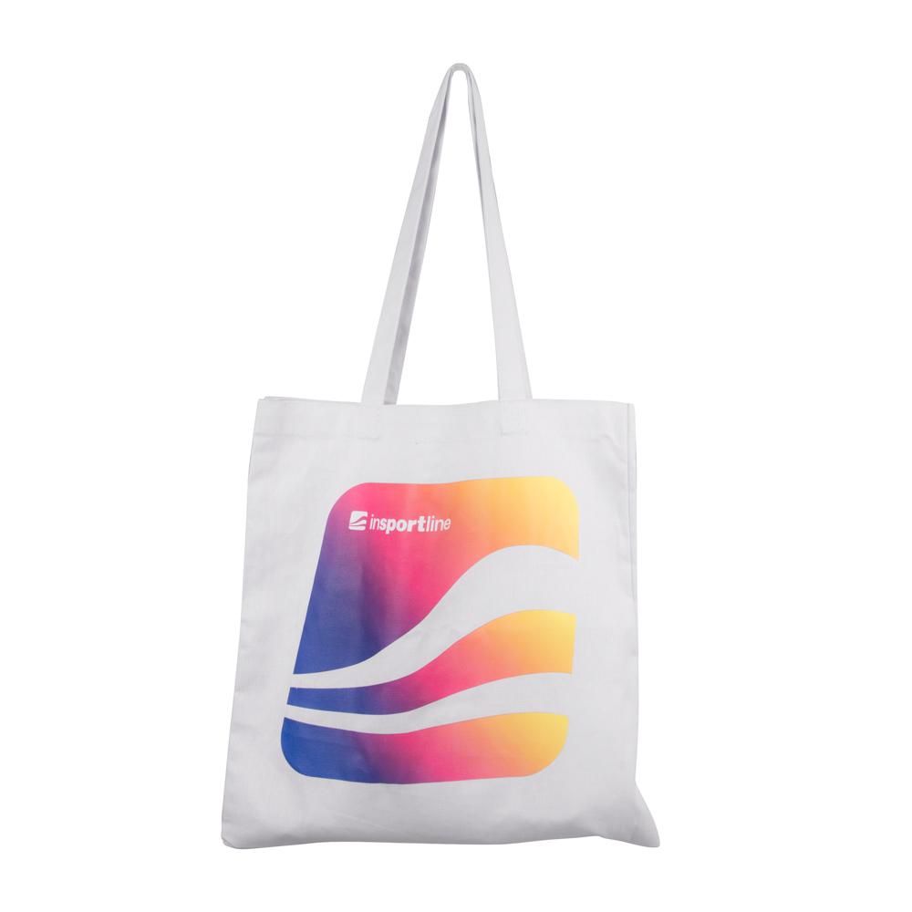 Plátěná taška inSPORTline Toloren bílá