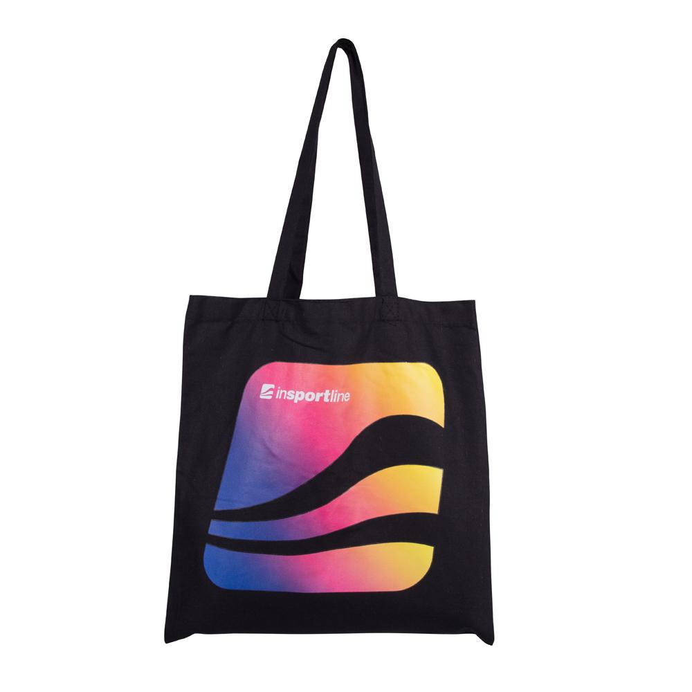 Plátěná taška inSPORTline Toloren černá