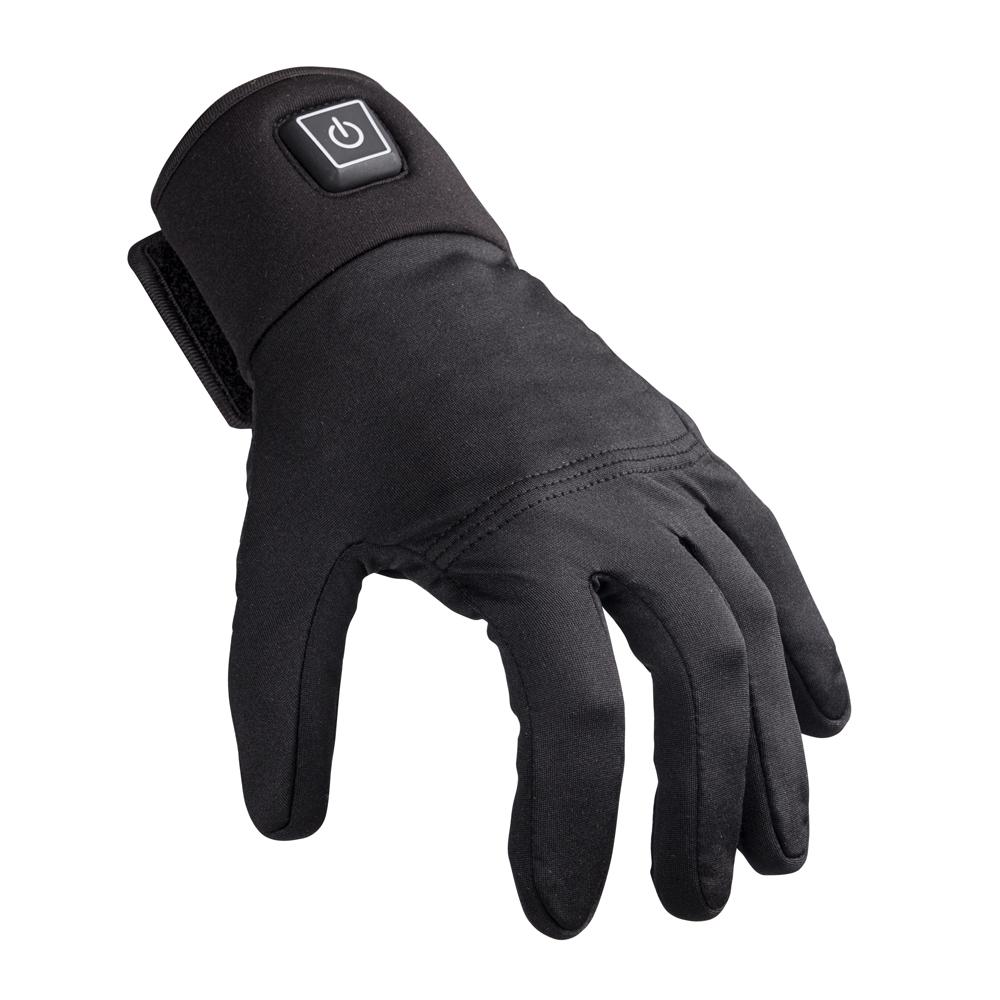 Vyhřívané moto rukavice Glovii GM2 černá - S-M