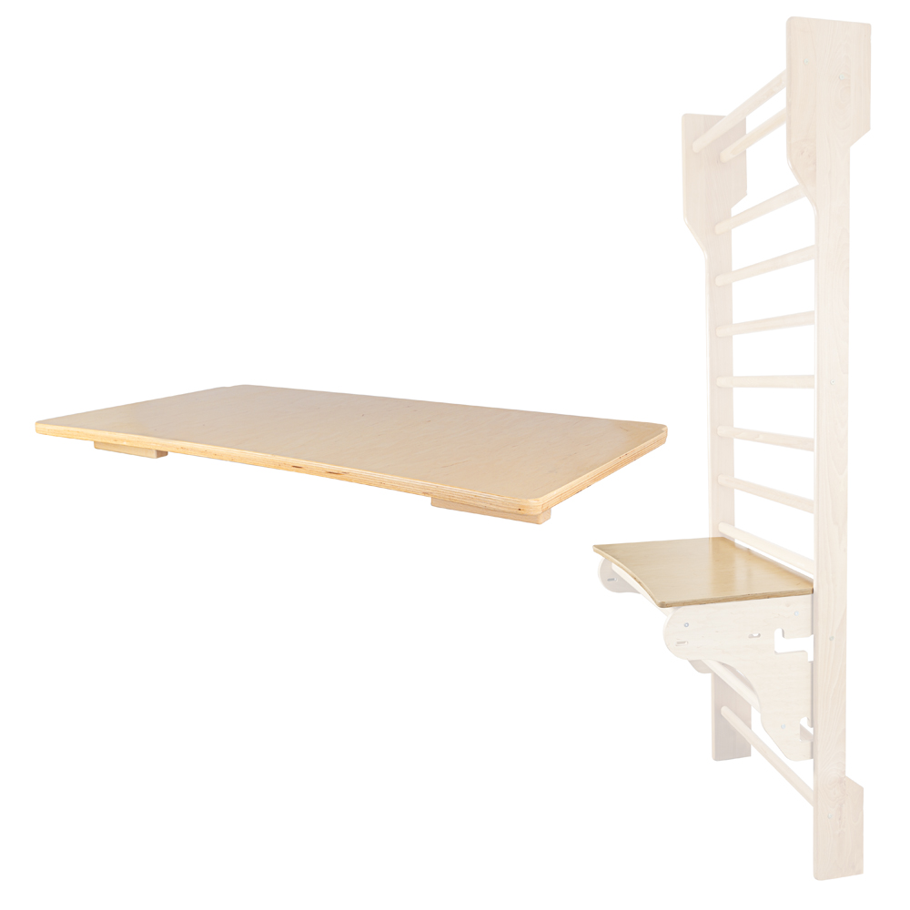 Stůl k žebřinám 80 cm