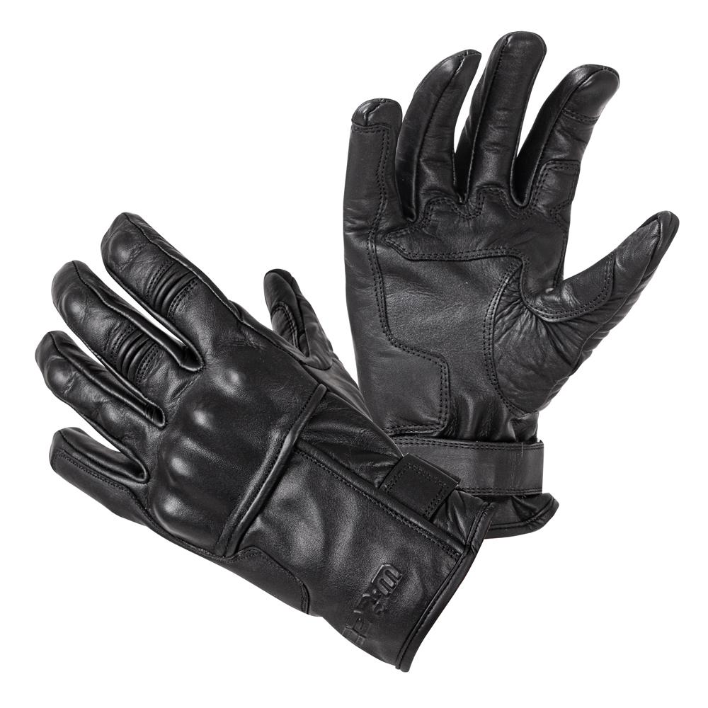 Moto rukavice W-TEC Bresco  černá  S