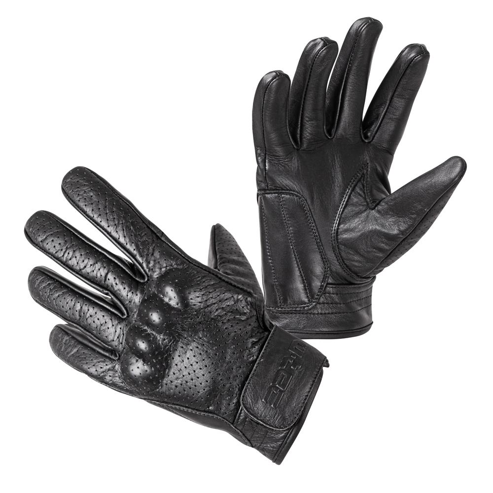 Moto rukavice W-TEC Modko  černá  S