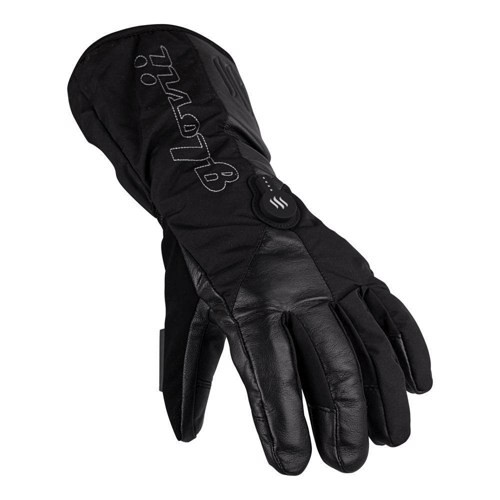 Vyhřívané lyžařské a moto rukavice Glovii GS9 černá - L 38214cbae2