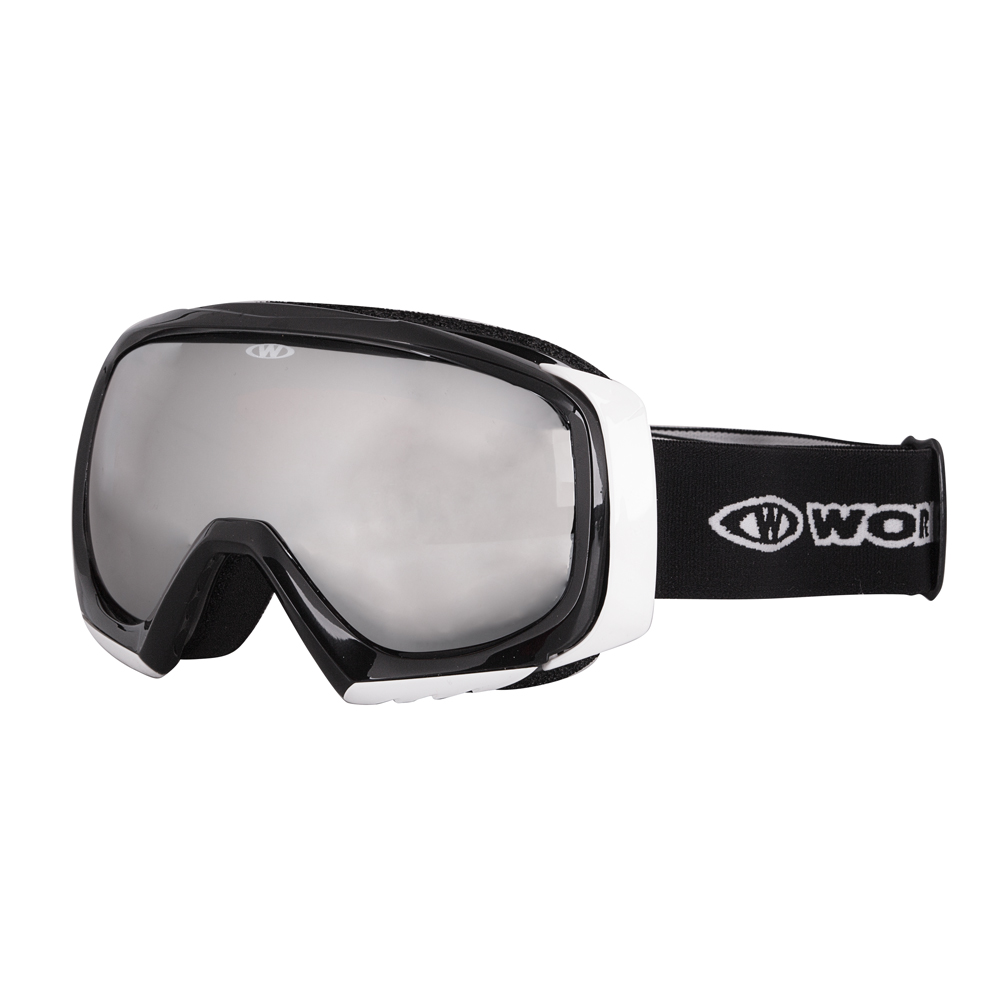 Lyžařské brýle WORKER Hiro černá