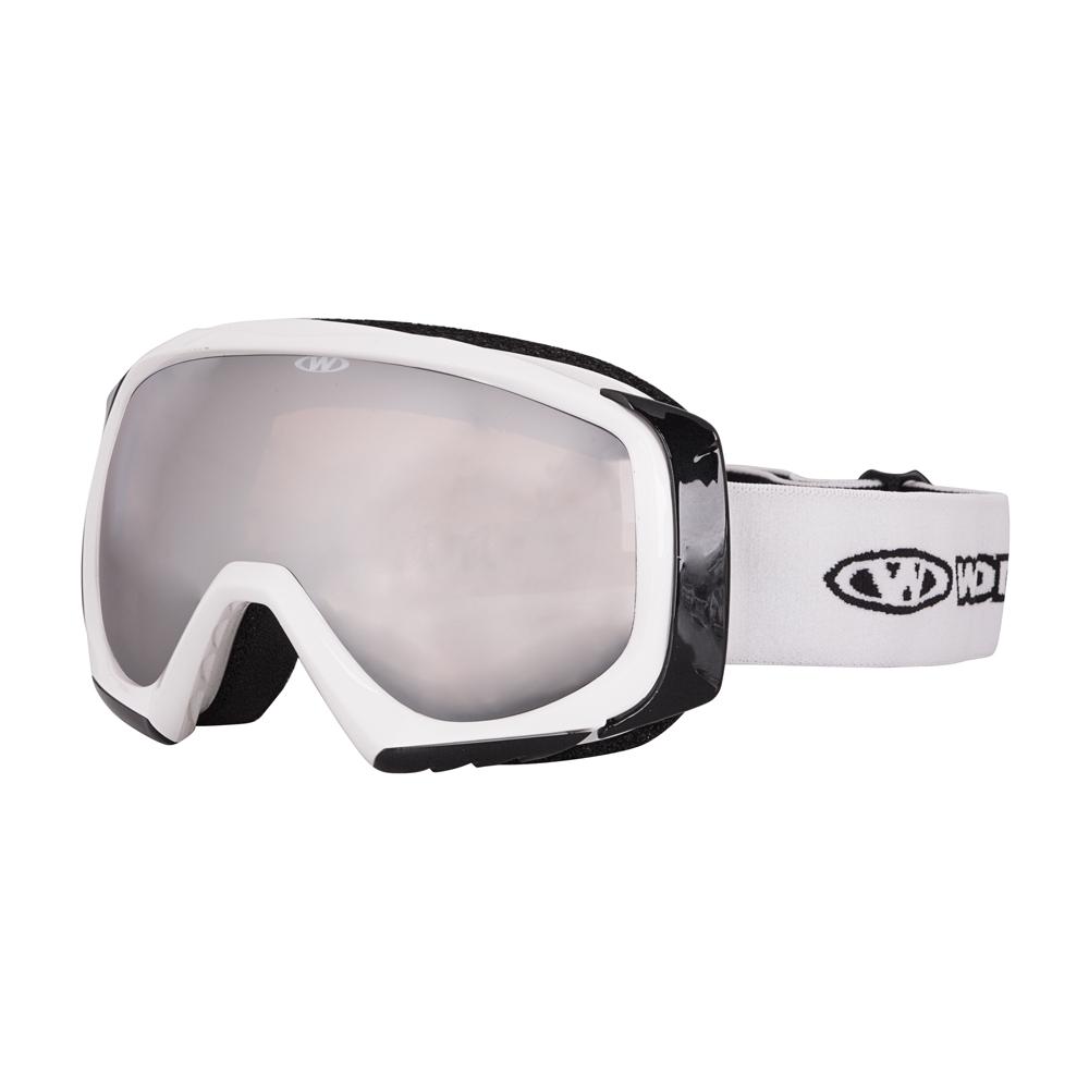 Lyžařské brýle WORKER Hiro bílá
