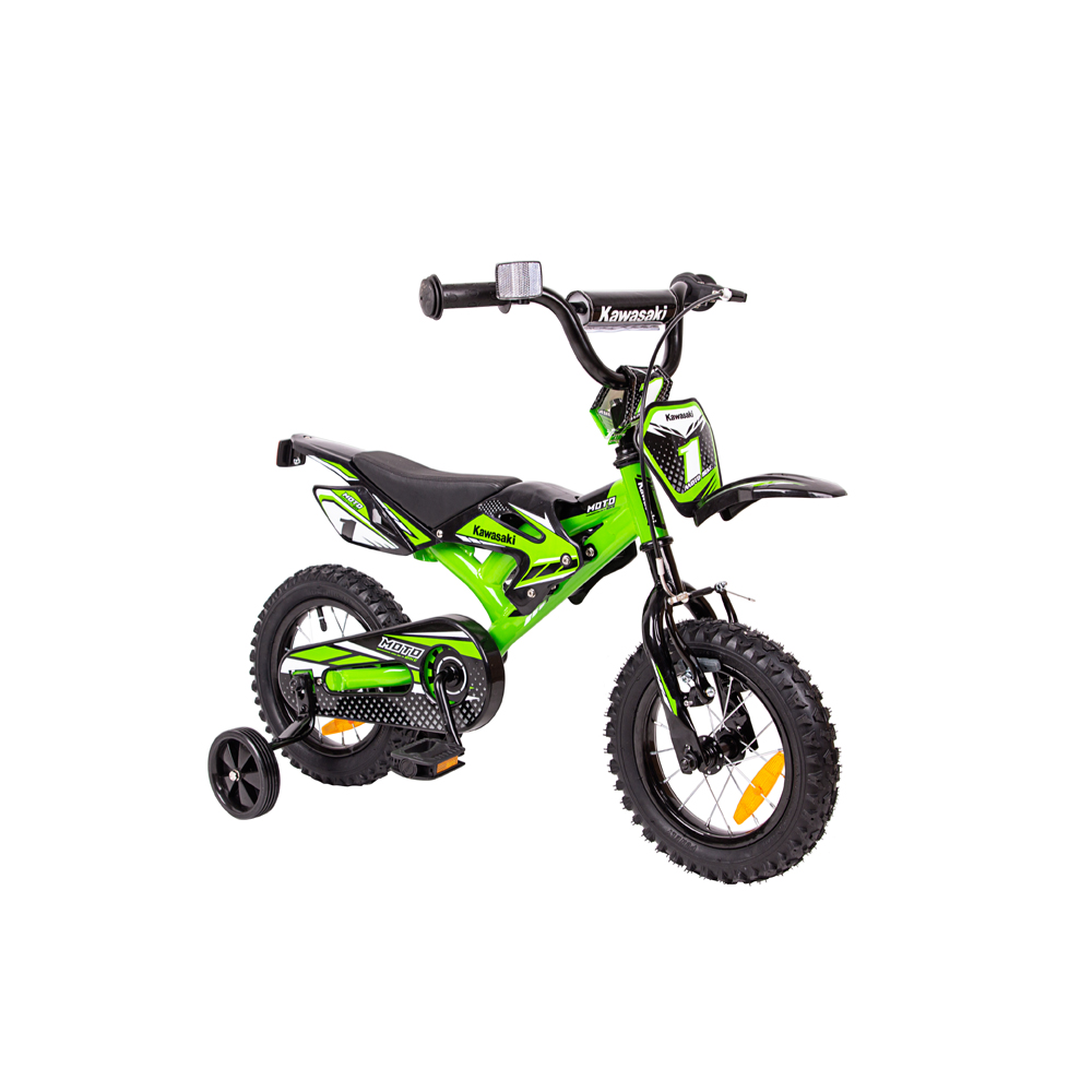 "Dětské kolo Kawasaki Kasaii 12"" - model 2018"