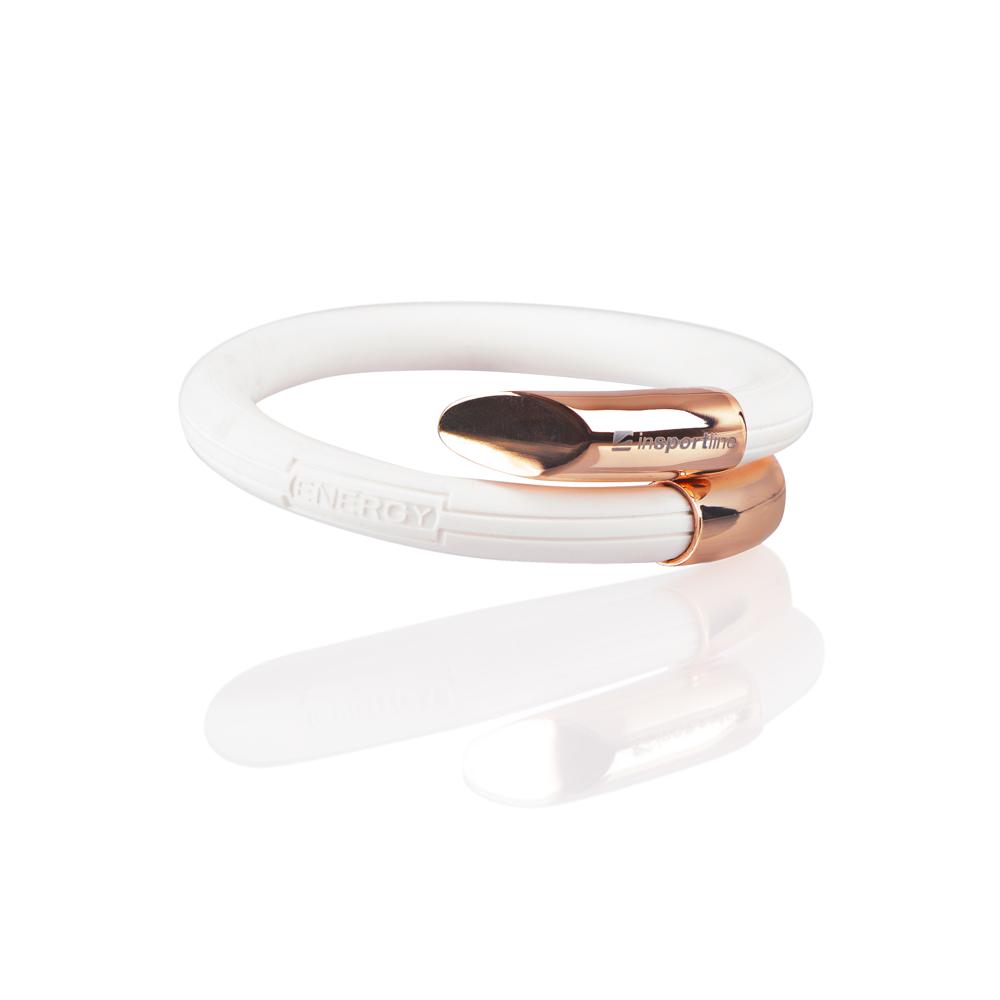 Magnetický náramek inSPORTline Livis zlatá