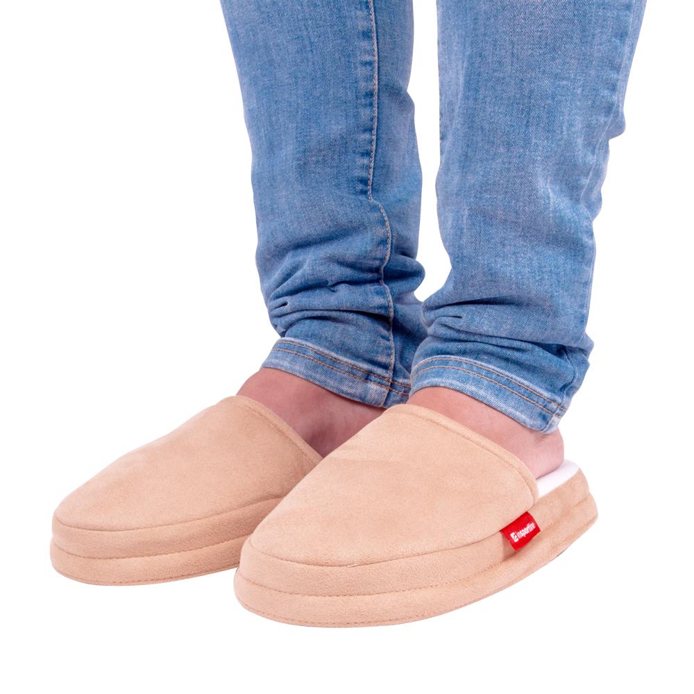 Masážní pantofle inSPORTline Warmo S/M