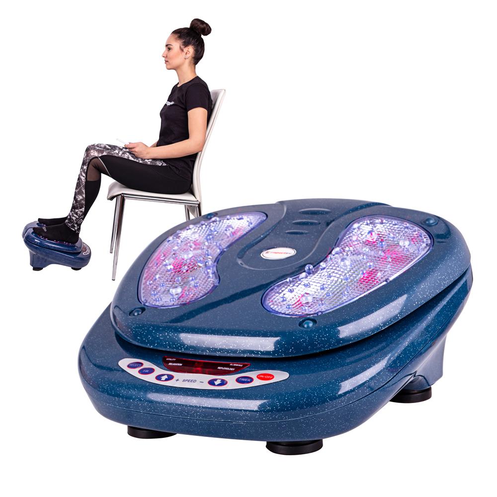 Masážní přístroj na nohy inSPORTline Otterchill