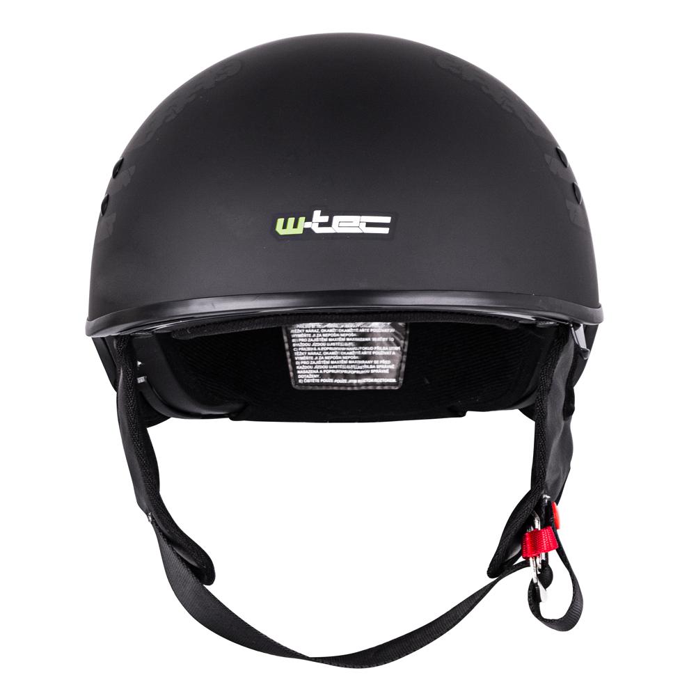 Moto helma W-TEC V127 černá s grafikou - S (55-56)