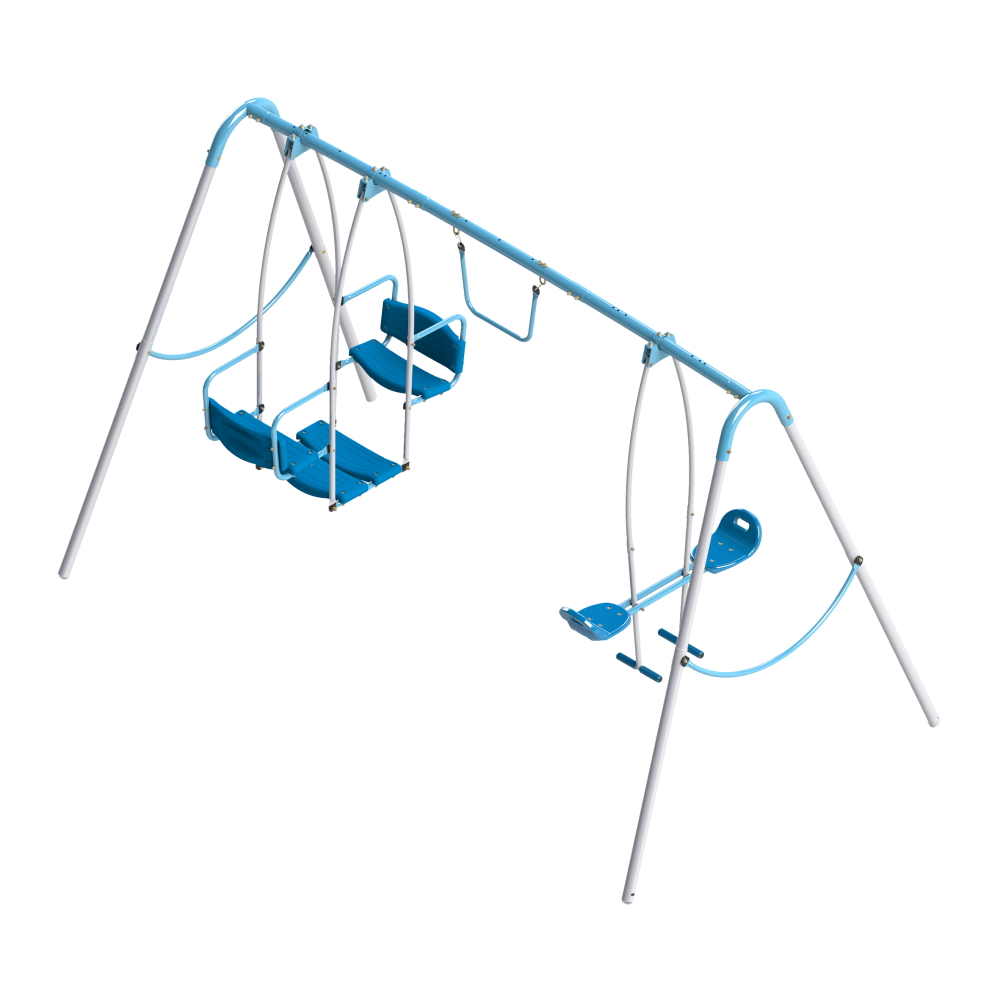 Dětská zahradní houpačka Triple Swing