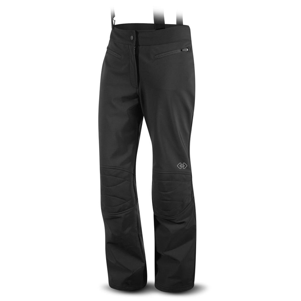 Kalhoty Trimm ORBIT softshell černá - M