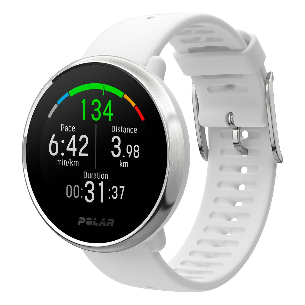 Sportovní hodinky POLAR Ignite bílá S
