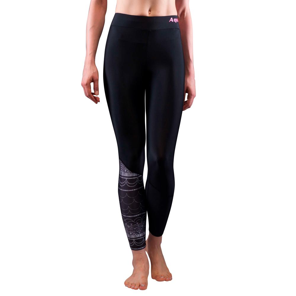 Dámské kalhoty pro vodní sporty Aqua Marina Illusion černá - S