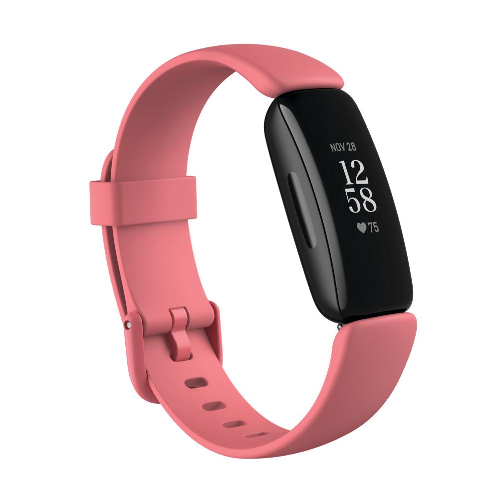 Chytrý náramek Fitbit Inspire 2 Desert Rose/Black