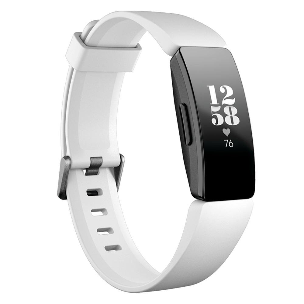 Fitness náramek Fitbit Inspire HR White/Black