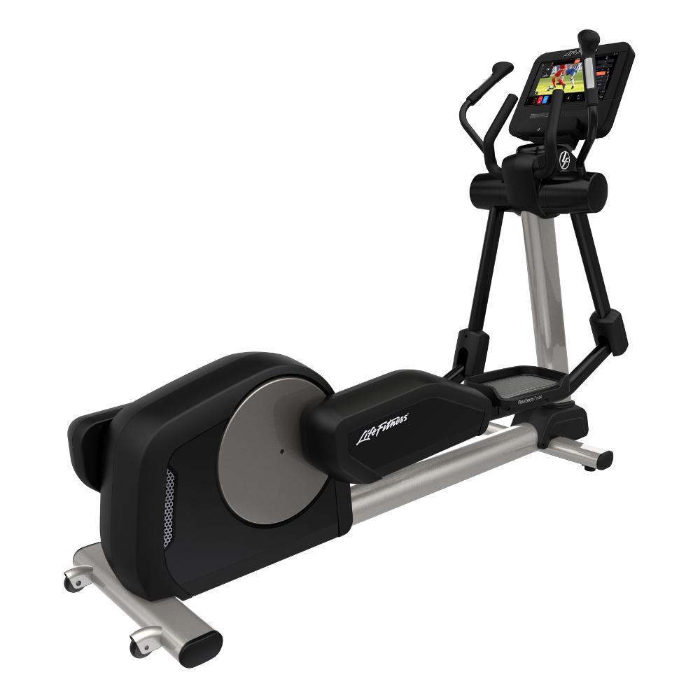 Eliptický trenažer Life Fitness Integrity D Base Discover ST - Montáž zdarma + Servis u zákazníka